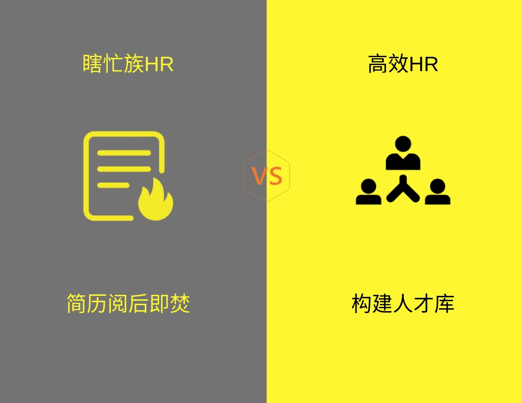 """金三银四 ,一场瞎忙HR与高效HR的""""抢人战""""-Moka智能化招聘系统"""