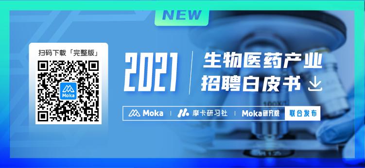 【重磅发布】行业人才哪里来?2021生物医药产业招聘白皮书揭秘-Moka智能化招聘系统